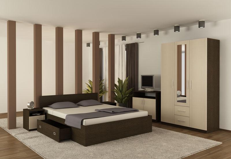 Pastrati simplitatea in dormitor