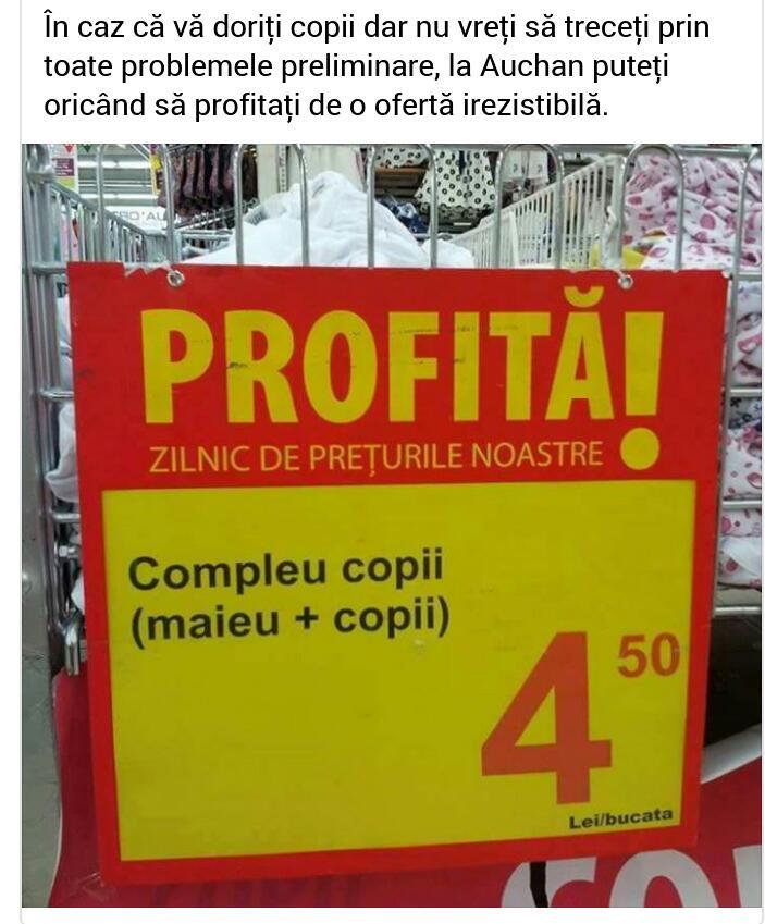 Profita cu Auchan